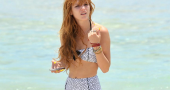 Bella Thorne opens up about her tough upbringing