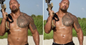 Dwayne Johnson excited about Fast and Furious 8 prospect