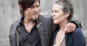 Norman Reedus and Melissa McBride love getting in The Walking Dead zone