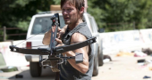 The Walking Dead star Norman Reedus just fell into acting