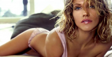 Tricia Helfer joins fight against cosmetic testing on animals