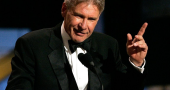 Harrison Ford gives his top tips for Hollywood success