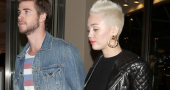 Liam Hemsworth happy to be back with Miley Cyrus