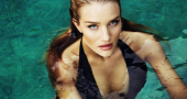 Rosie Huntington-Whiteley gives her top makeup tips