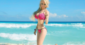 Valeria Lukyanova ready for Hollywood stardom with big screen movie debut The Doll